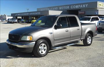 2003 Ford F-150 for sale in Cleburne, TX