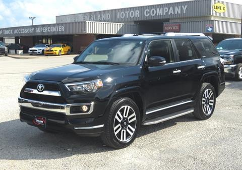 2016 Toyota 4Runner for sale in Cleburne, TX
