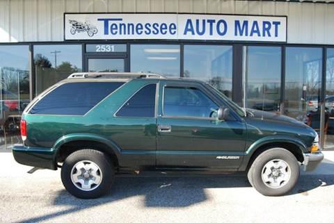 2001 Chevrolet Blazer