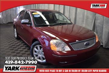 2007 Ford Five Hundred for sale in Toledo, OH