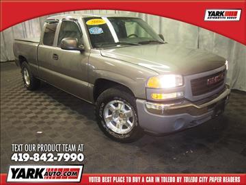 2006 GMC Sierra 1500 for sale in Toledo, OH