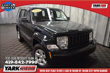 2012 Jeep Liberty for sale in Toledo, OH