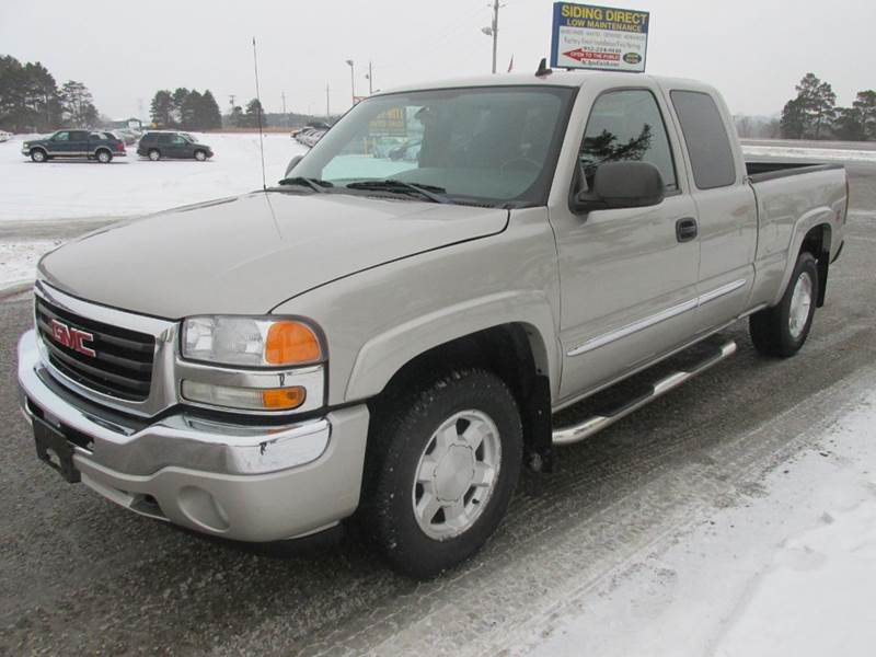 2007 gmc sierra 1500 classic sle2 4dr extended cab 4wd 6 5 ft sb in shakopee mn buy rite auto. Black Bedroom Furniture Sets. Home Design Ideas