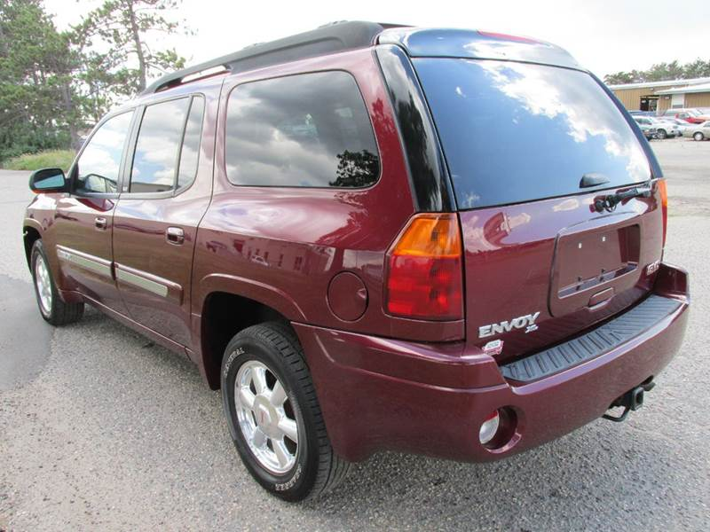 2005 gmc envoy xl slt 4wd 4dr suv in shakopee mn buy. Black Bedroom Furniture Sets. Home Design Ideas
