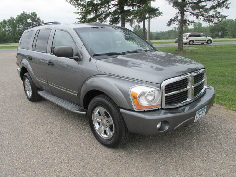 2005 dodge durango limited 4wd 4dr suv in shakopee mn. Black Bedroom Furniture Sets. Home Design Ideas
