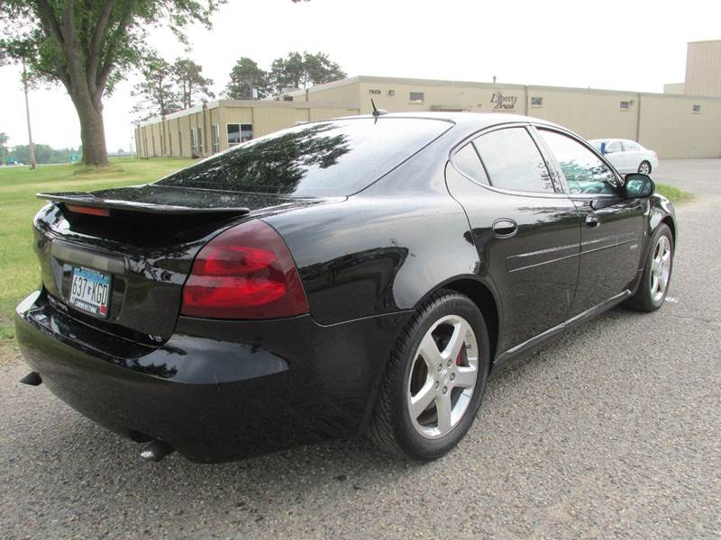 2007 pontiac grand prix gxp 4dr sedan in shakopee mn buy rite auto sales. Black Bedroom Furniture Sets. Home Design Ideas