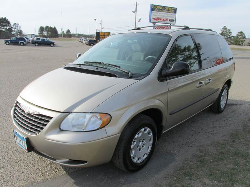 2004 chrysler town and country family value 4dr mini van in shakopee mn buy rite auto sales. Black Bedroom Furniture Sets. Home Design Ideas