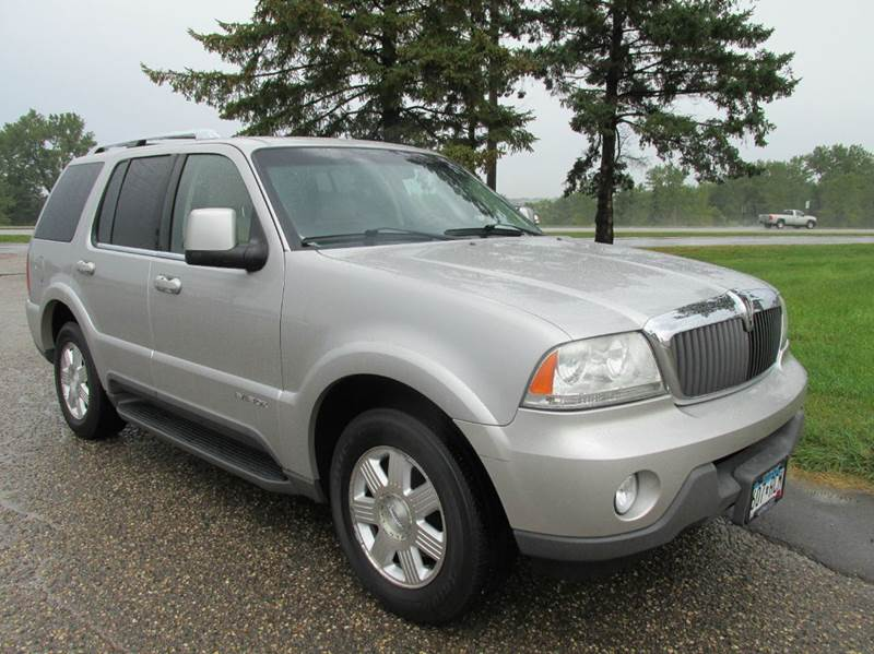 2003 lincoln aviator awd premium 4dr suv in shakopee mn. Black Bedroom Furniture Sets. Home Design Ideas
