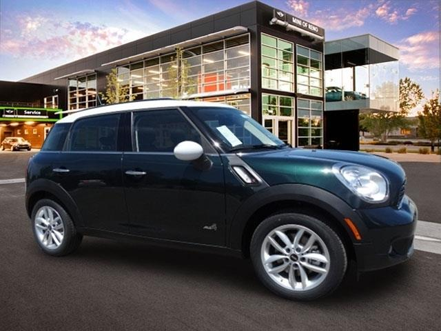 New 2014 Mini Cooper Countryman S All4 Awd 4dr Crossover