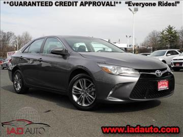 2015 Toyota Camry for sale in Laurel, MD