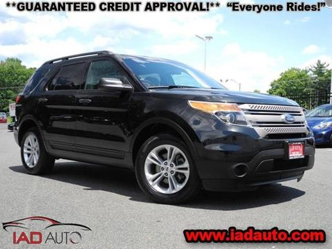 2015 Ford Explorer for sale in Laurel, MD