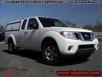 2013 Nissan Frontier for sale in Laurel, MD