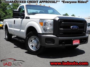 2013 Ford F-250 Super Duty for sale in Laurel, MD