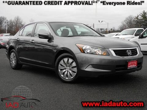 2010 Honda Accord for sale in Laurel, MD