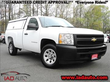 2011 Chevrolet Silverado 1500 for sale in Laurel, MD