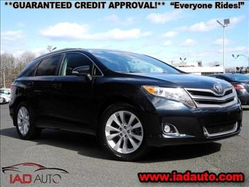 2014 Toyota Venza for sale in Laurel, MD