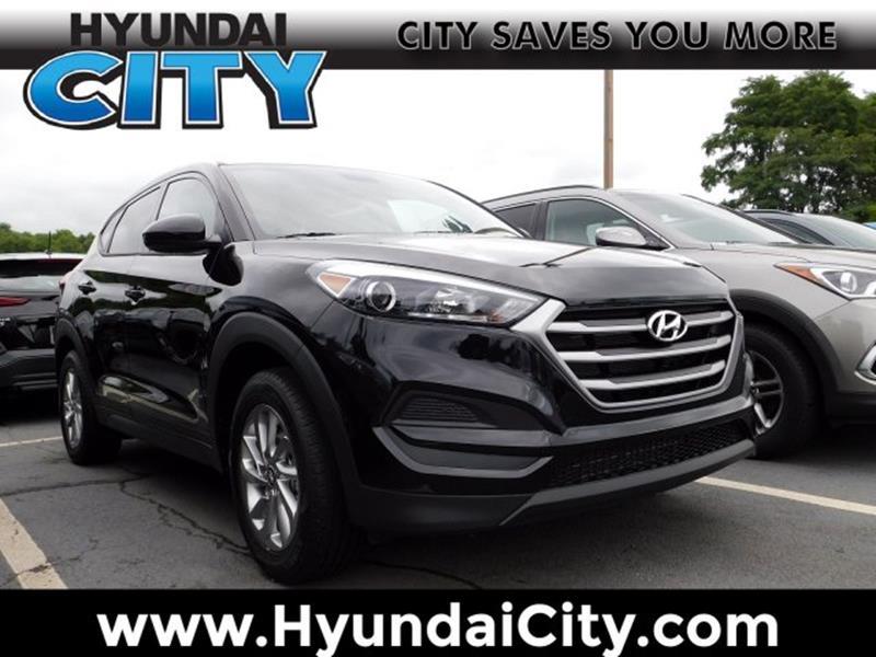 High Quality 2018 Hyundai Tucson AWD SE 4dr SUV   Burlington NJ