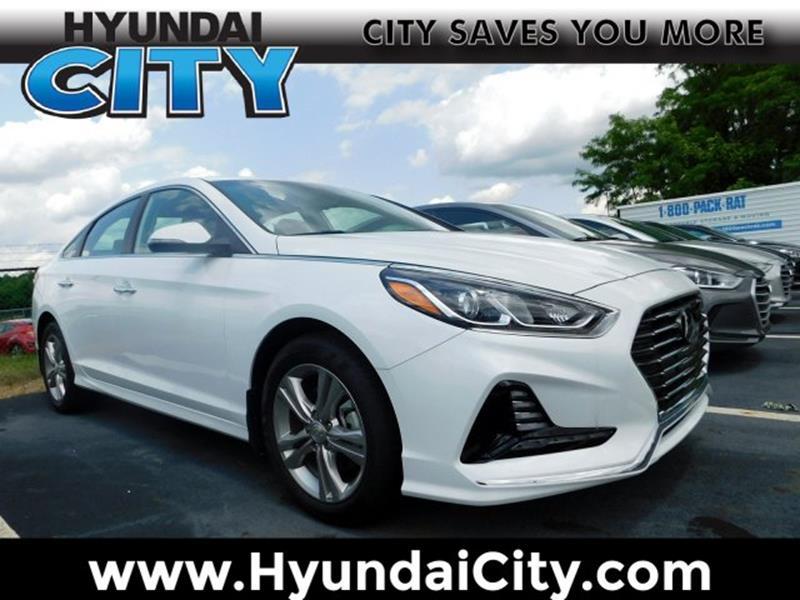 Good 2018 Hyundai Sonata SEL   Burlington NJ