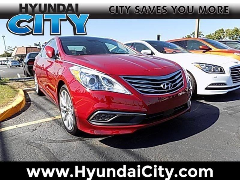 2016 Hyundai Azera Limited 4dr Sedan   Burlington NJ