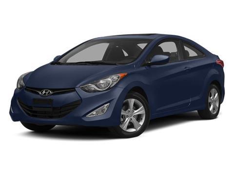 2013 Hyundai Elantra Coupe for sale in Burlington, NJ