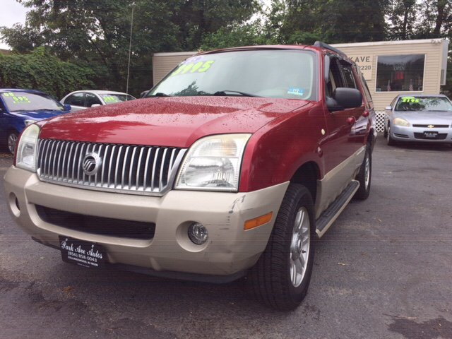2005 Mercury Mountaineer Base AWD 4dr SUV - Collingswood NJ