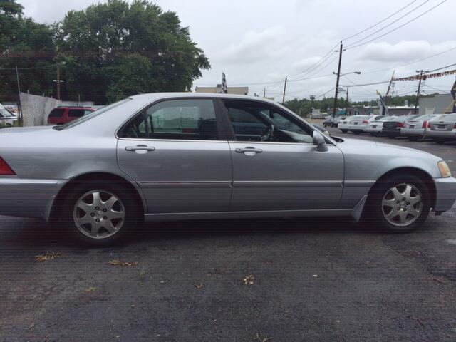 2002 Acura RL 3.5 4dr Sedan - Collingswood NJ