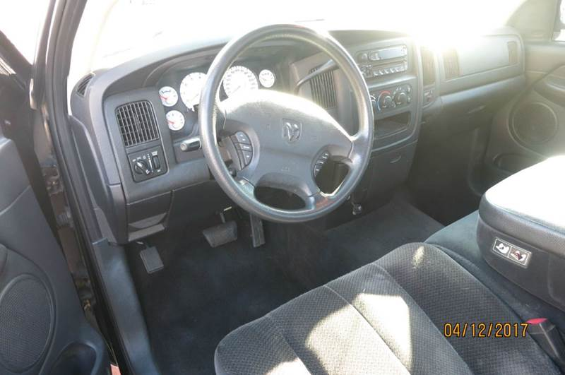 2003 Dodge Ram Pickup 1500 2dr Regular Cab SLT Rwd SB - Collingswood NJ