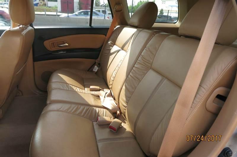 2002 Isuzu Axiom 4WD 4dr SUV - Collingswood NJ