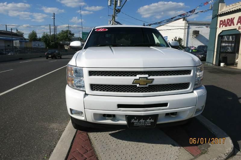 2011 Chevrolet Silverado 1500 4x4 LT 4dr Extended Cab 6.5 ft. SB - Collingswood NJ
