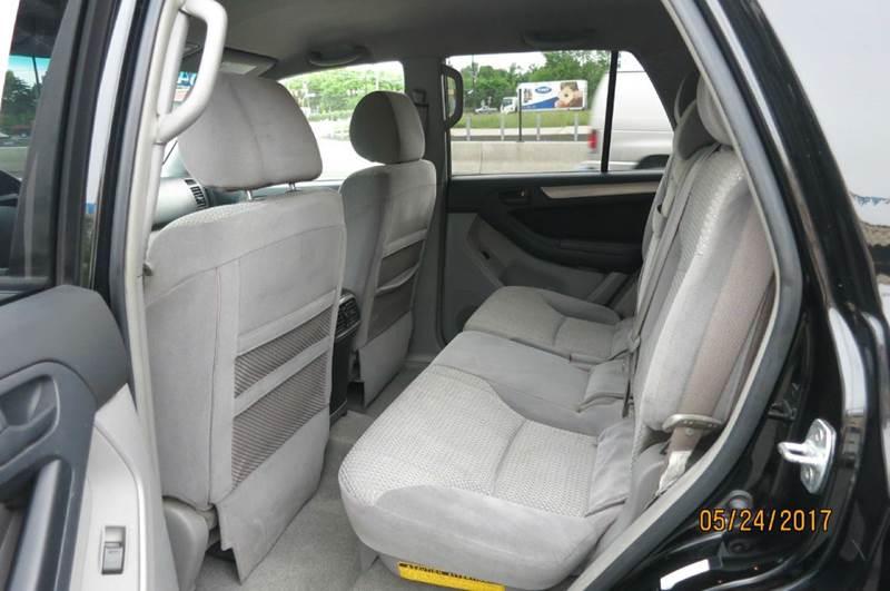 2004 Toyota 4Runner SR5 4WD 4dr SUV - Collingswood NJ