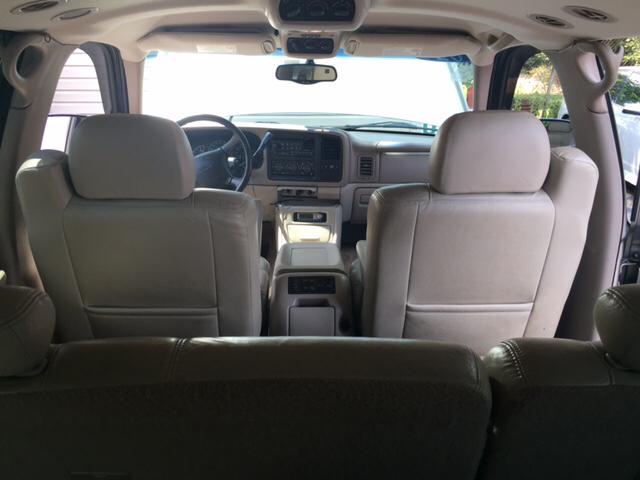 2002 Chevrolet Suburban 4dr 1500 4WD SUV - Collingswood NJ