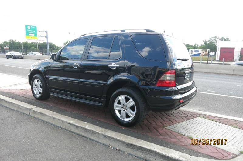 2005 Mercedes-Benz M-Class AWD ML 350 4MATIC 4dr SUV - Collingswood NJ