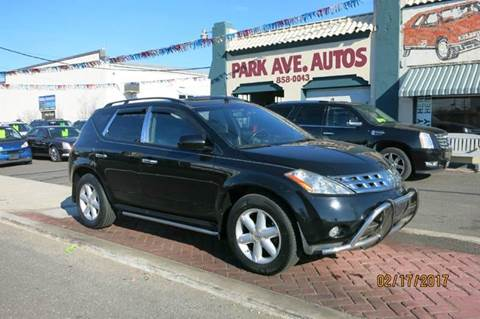 2004 Nissan Murano for sale in Collingswood, NJ