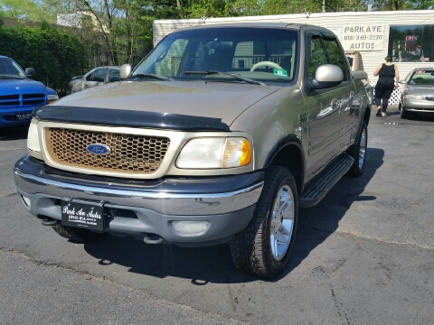 2001 Ford F-150 for sale in Collingswood, NJ