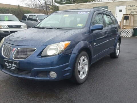 2005 Pontiac Vibe for sale in Collingswood, NJ
