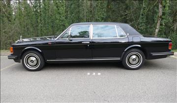 1985 Rolls-Royce Silver Spur