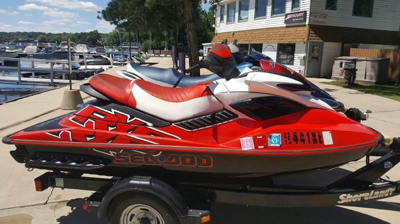2010 Sea-Doo GTI and RXP  - Algonquin IL
