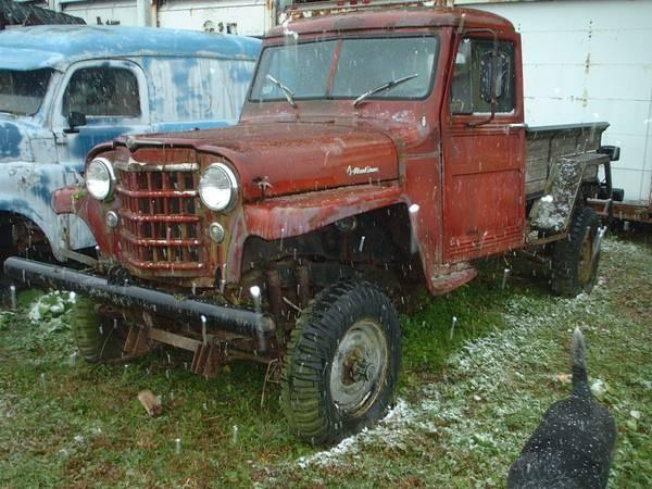 1950 Willys Pick up for sale in Palatine IL