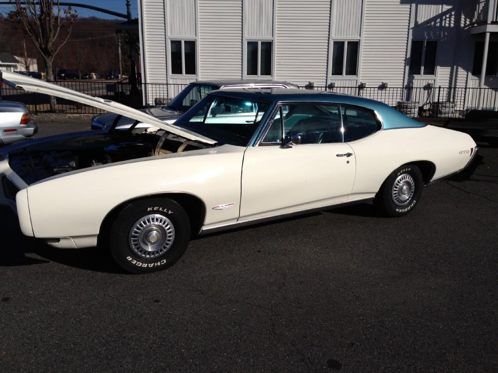 1968 Pontiac GTO for sale in Blackwood, NJ - Carsforsale.com