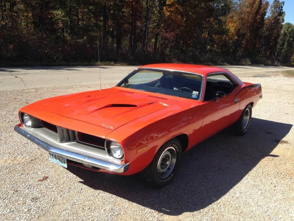1973 Plymouth Cuda For Sale: 1973 Plymouth Barracuda For Sale