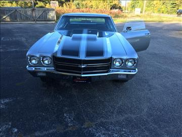 1970 Chevrolet Chevelle for sale in Mundelein, IL