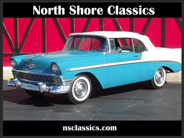 1956 chevrolet bel air for sale for Hollywood motors west babylon