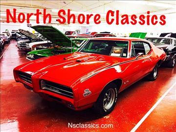 1969 Pontiac GTO for sale in Mundelein, IL