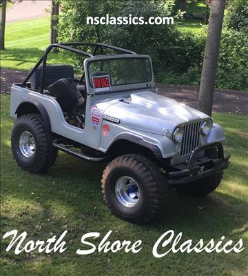 1975 Jeep CJ-5 for sale in Mundelein, IL