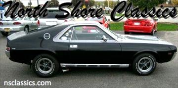 1968 AMC AMX for sale in Mundelein, IL