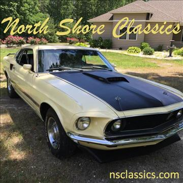 1969 Ford Mustang for sale in Mundelein, IL