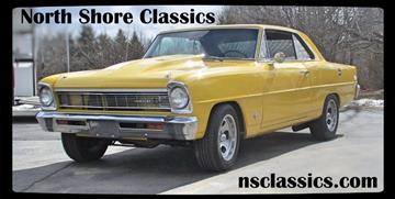 1966 Chevrolet Nova for sale in Mundelein, IL
