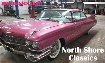 1959 Cadillac Series 62 for sale in Mundelein, IL
