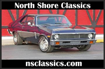1972 Chevrolet Nova for sale in Mundelein, IL