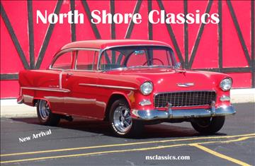 1955 Chevrolet Bel Air for sale in Mundelein, IL
